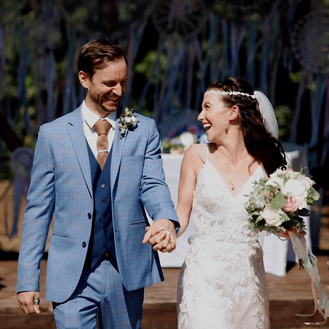 Keeley wedding films - wedding video bedfordshire