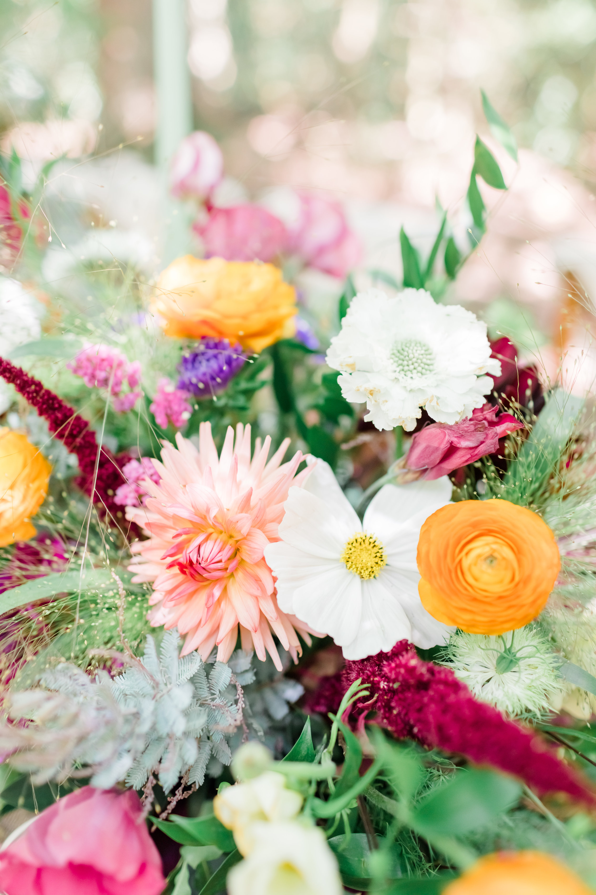 Carefree Wildflowers_Wedding Inspiration_Natalie Stevenson Photography