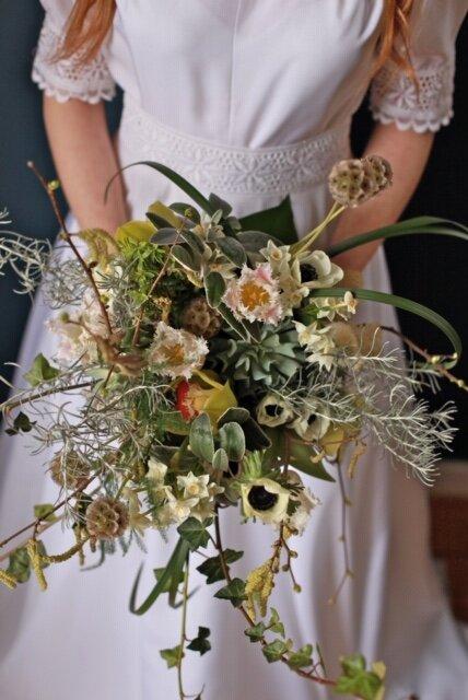 Bridal Bouquet_Wedding Inspiration_Bridal Flowers_Wild Rosamund