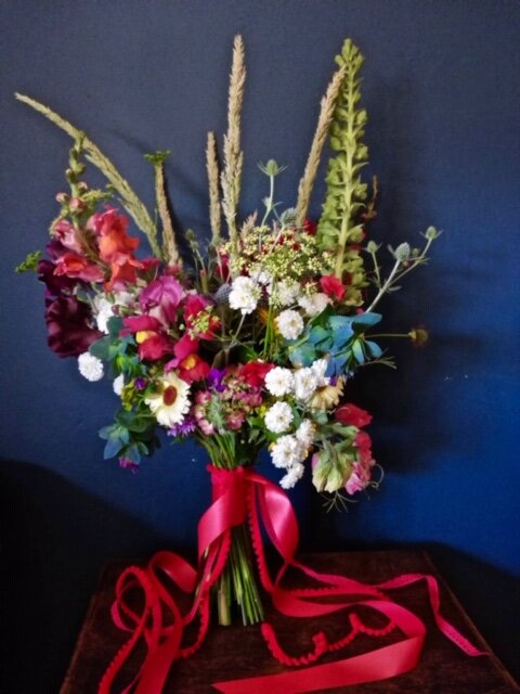 Seasonal Flowers_Wedding Planning_Bridal_Wild Rosamund