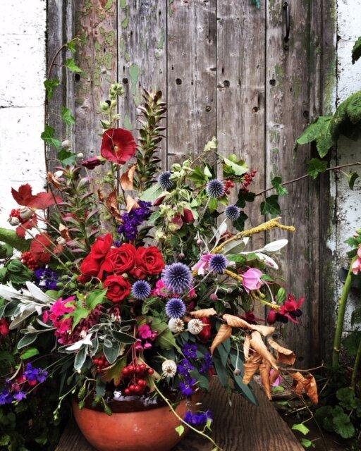 Wildflower Wedding Flowers_Wedding Planning_Wild Rosamund