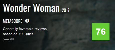 圖片來源:  Metacritic