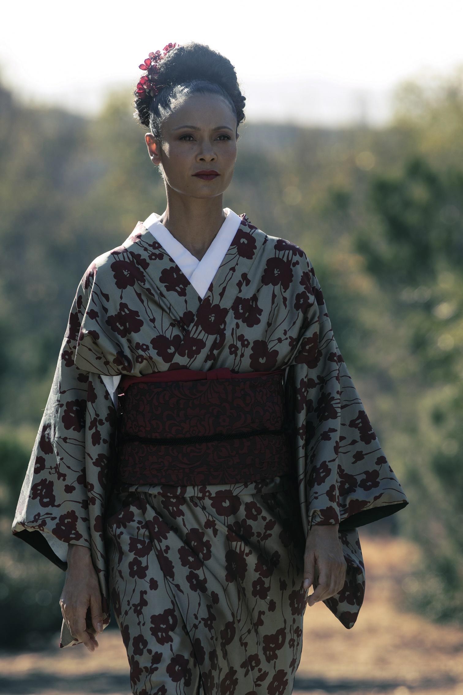 《西部世界》第2季第5集:Akane No Mai