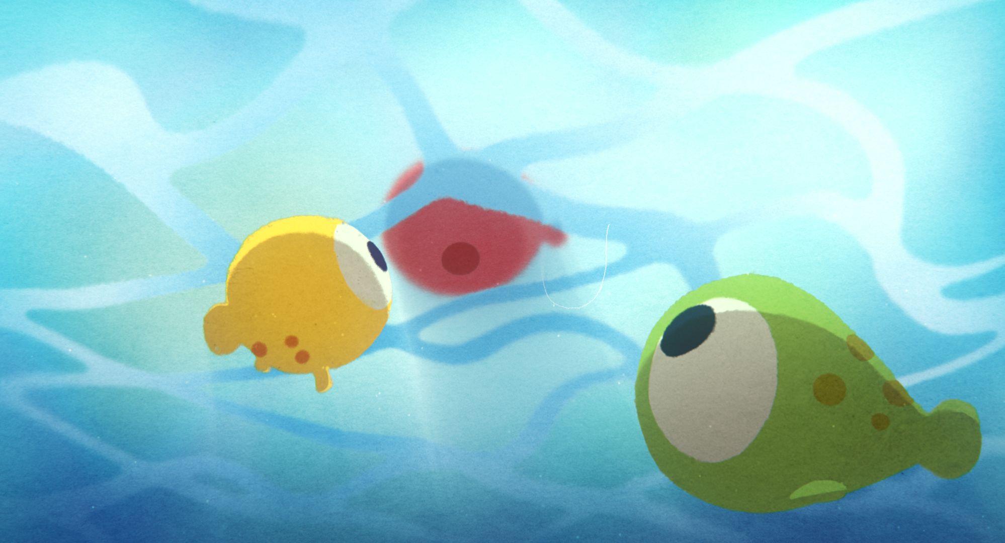 《怪怪魚》(Funny Fish)