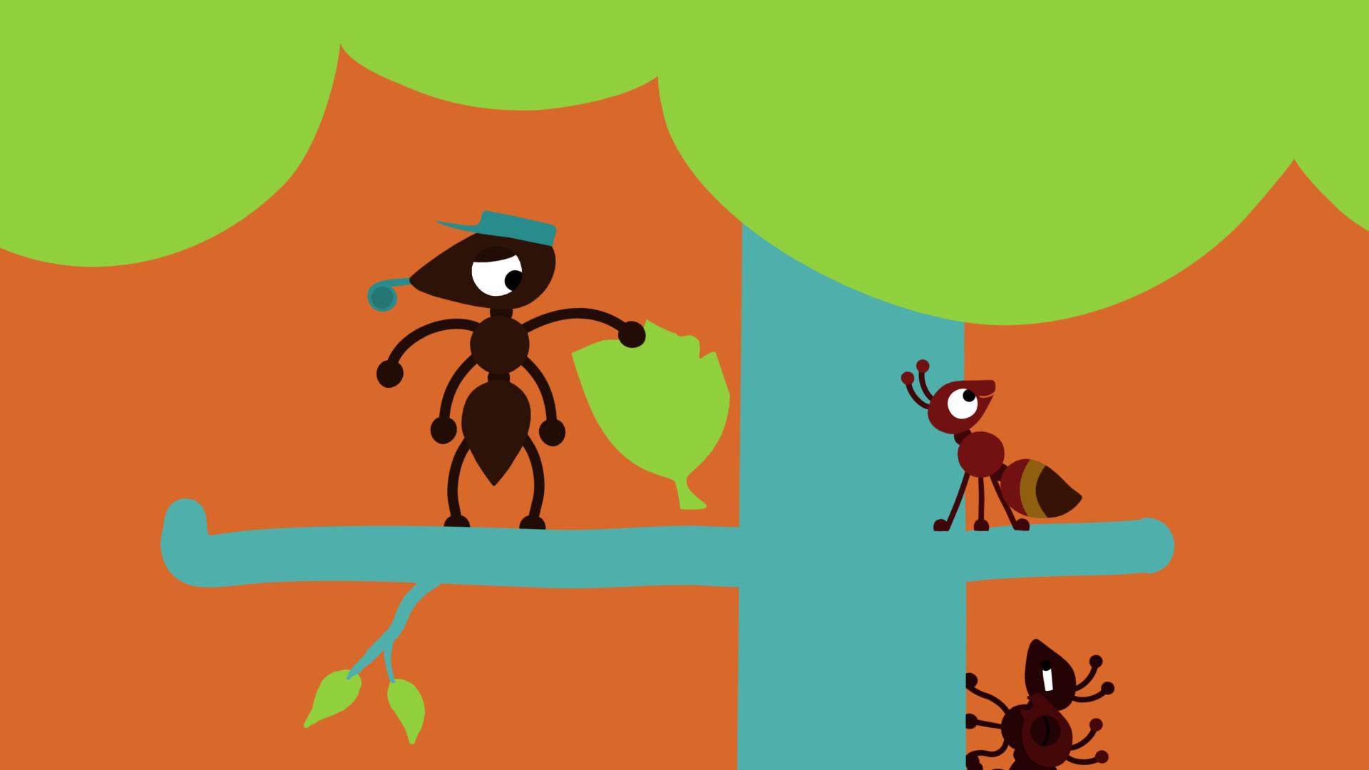 《小螞蟻》(Ameise)