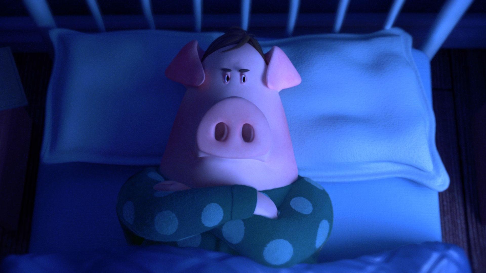 《山上的豬先生》 (The Pig on the Hill)