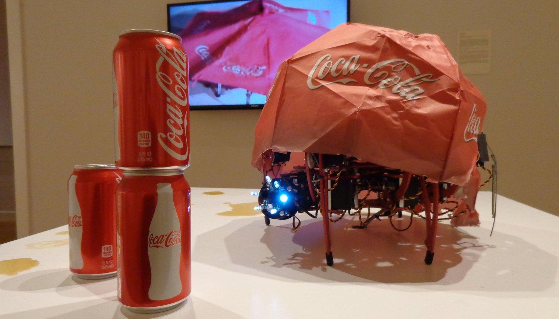 Matt Kenyon (us),  Coke is it,  2010   Hvor:  CBS, Solbjerg Plads