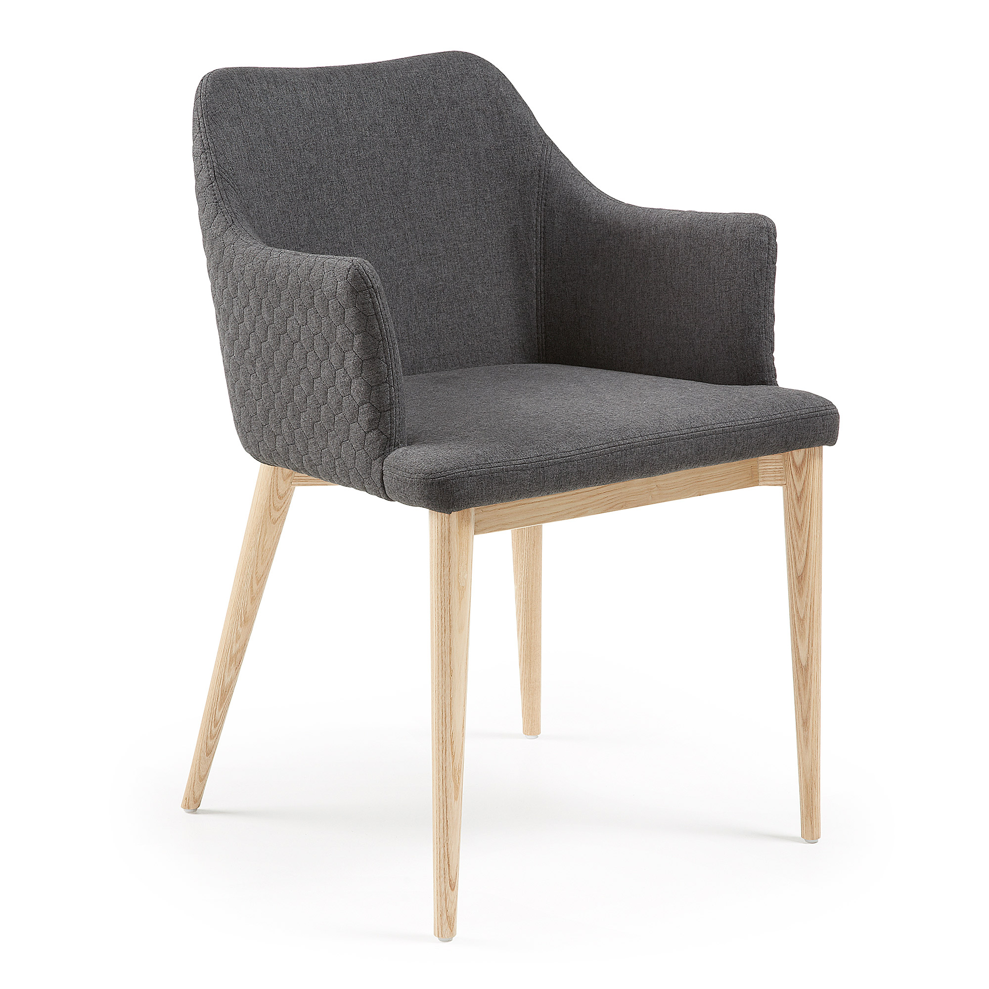 Danai Dining Chair (Natural Leg)