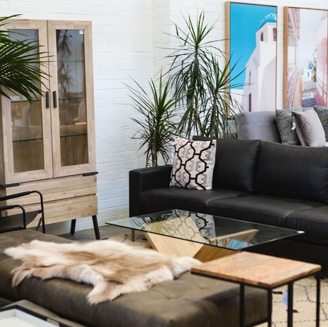 From sofas to storage solutions, we've sourced the most beautiful contemporary furniture pieces to make your house feel like a home! 👏 Pop in for a browse and let us help your design ideas come to life! We're open until 5pm today! . . . #embassyhome #embassyhomeoutfitters #interiordesign #interiordesigninspo #perthinteriors #perthfurniture #customfurniture