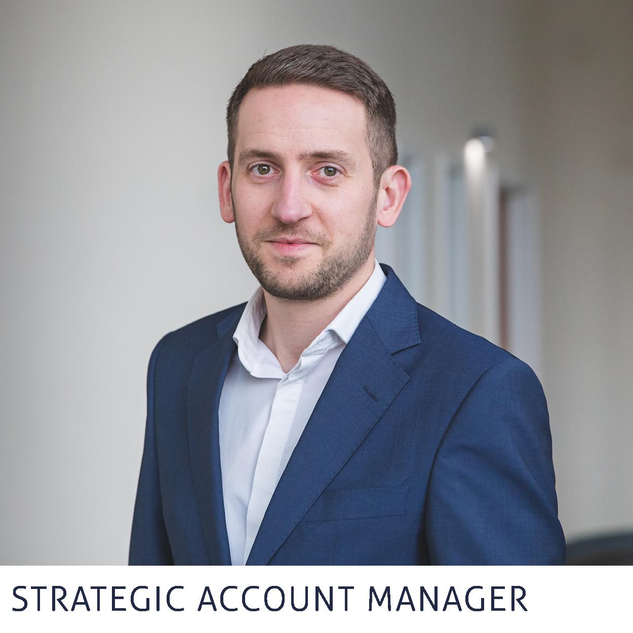 Billy Kontoulis, Strategic Account Manager