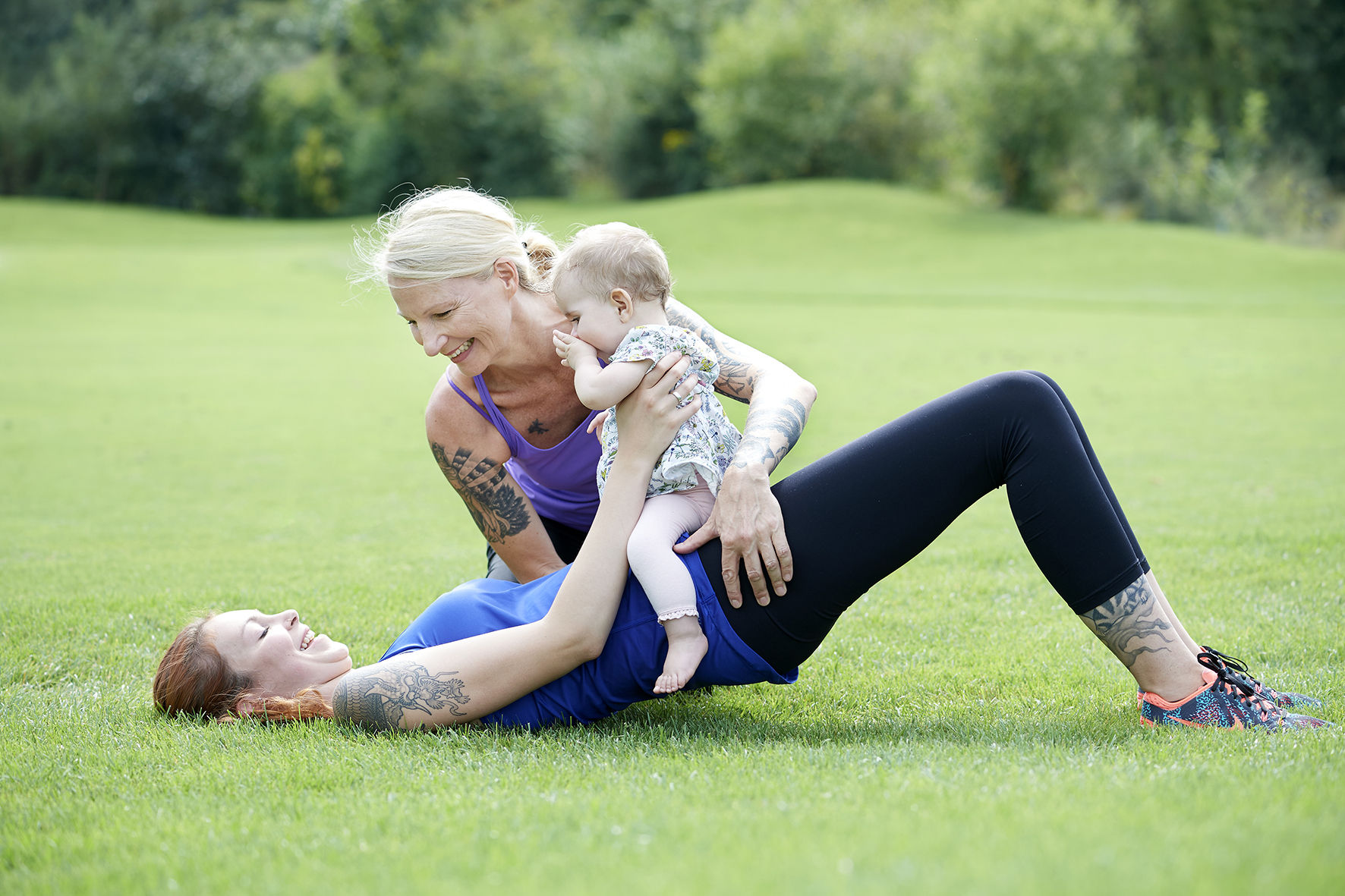 Rückbildung nach der Schwangerschaft - Ein Rückbildungscoaching in persönlicher, angenehmer Atmosphäre.Als Einzelcoaching oder zu zweit, auch dein Baby ist willkommen.