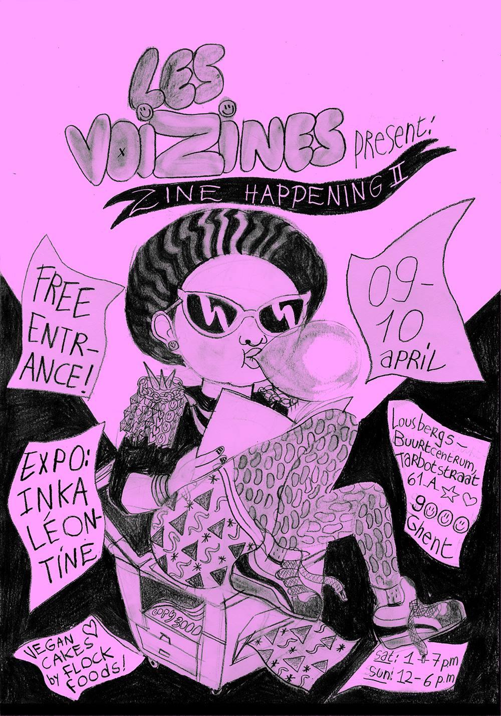 Poster by Valentine Gallardo