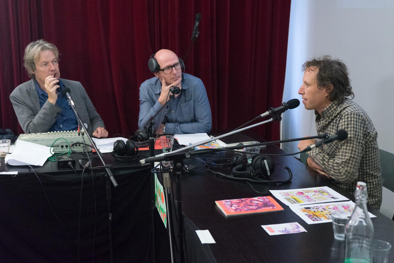 Micha Wertheim ends the Radio Wobtit program with a final interview