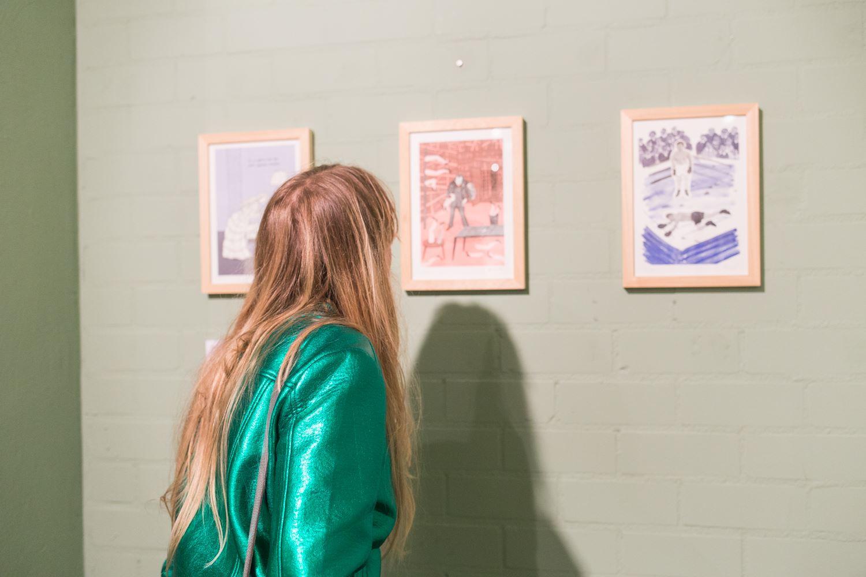 Risoprints by Marjolein Schalk - Photo: L-Mount Media