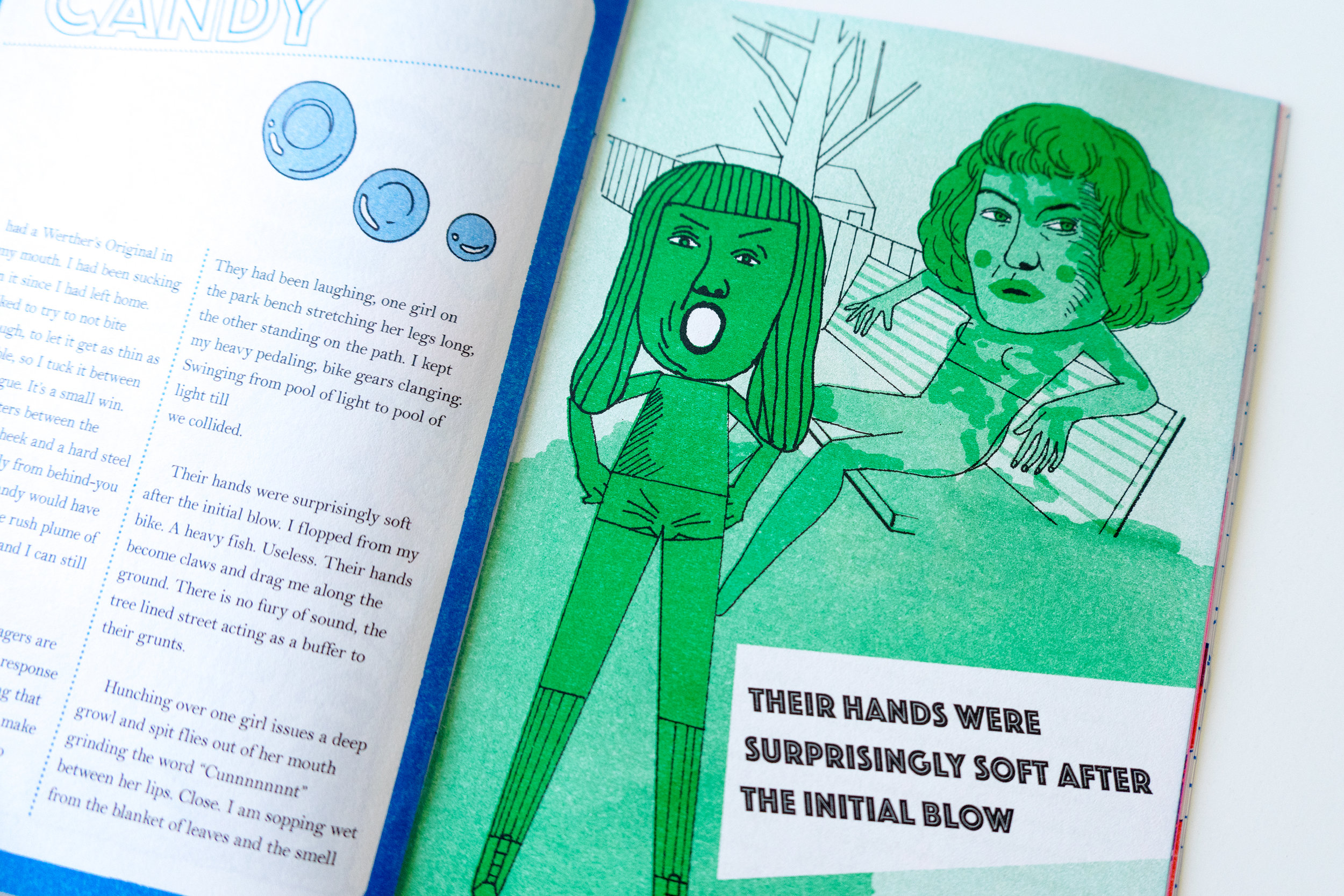 Story by Juliet Gagnon, illustrated by Jeroen de Leijer