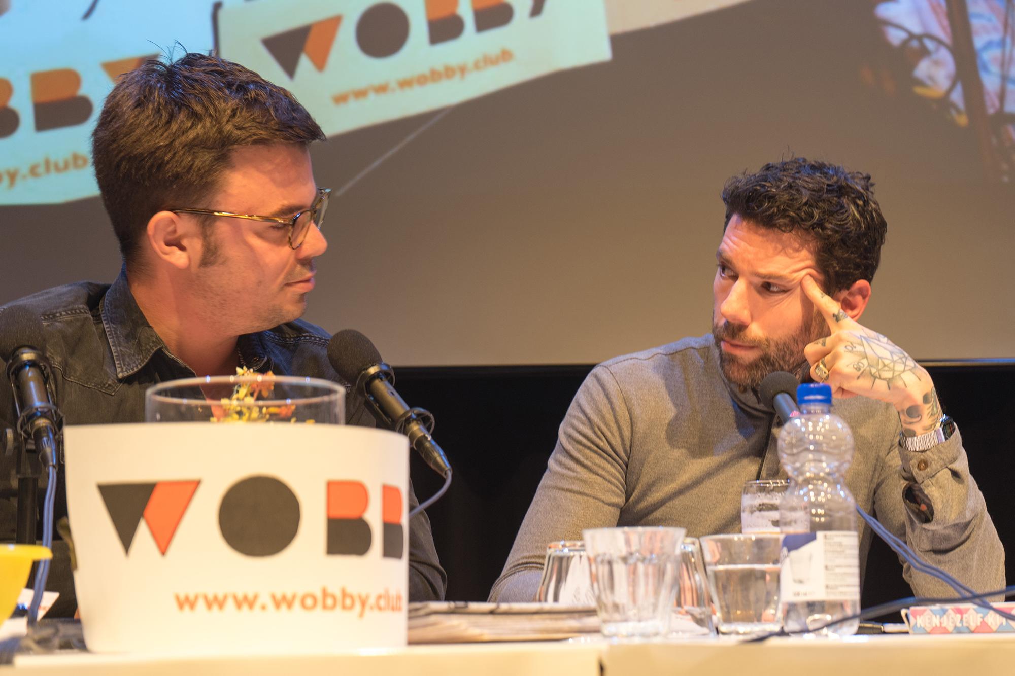 Lukas Meijsen and Henk van Straten