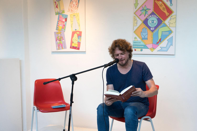 Performance writer A.H.J. Dautzenberg