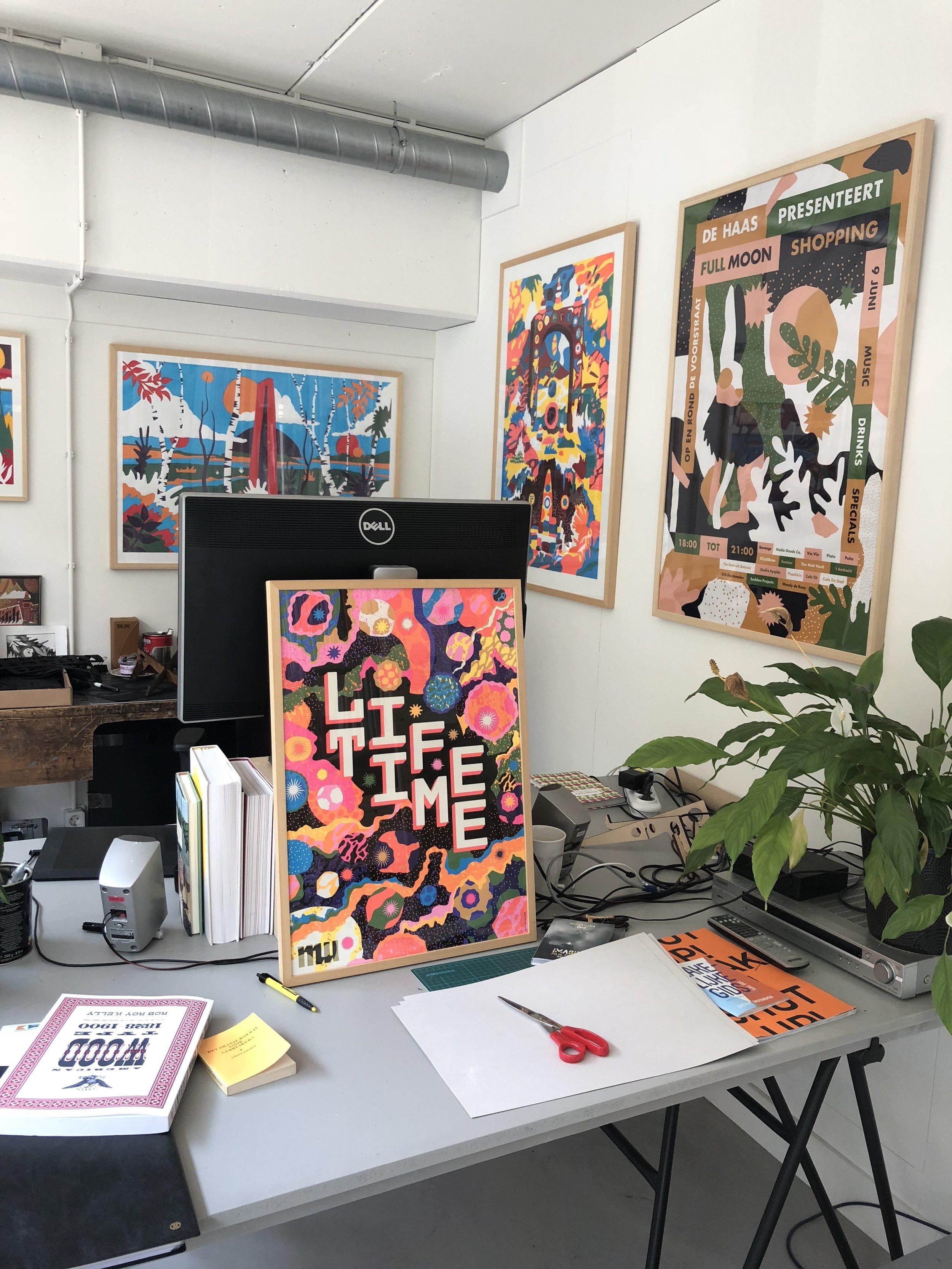Nick's Studio