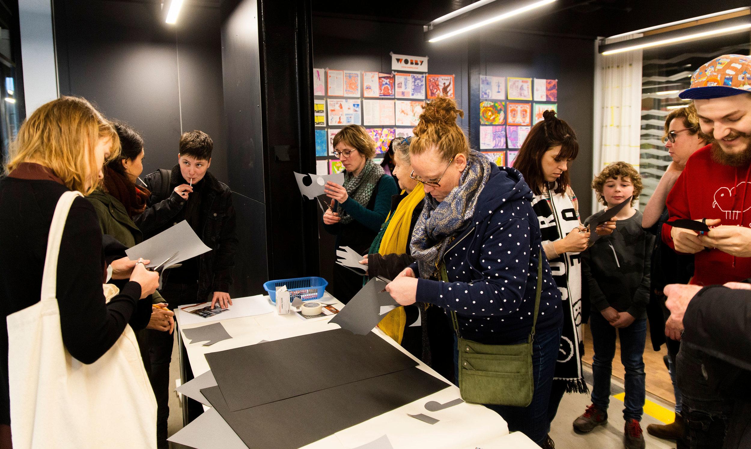 Opening LocHal. Photo: Imara Angulo Vidal