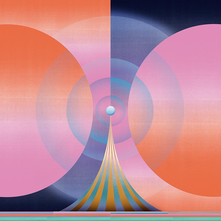 Merijn's artwork for Dolby