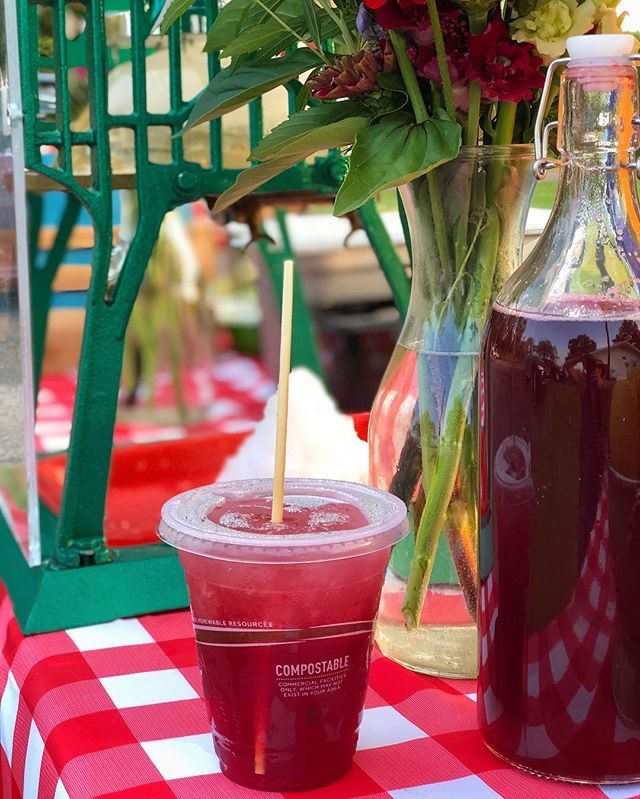 We hope you all are staying cool in this first stretch of summer heat! Two of our favorite ways to keep cool (in all senses of the word): organic fruit slushies and eco-friendly products! We do our best to offer preserves and prepared foods with reusable or compostable packaging/utensils. We recently discovered @haystraws made entirely from wheat stalks (a byproduct from grain production). This is our first month trialing them and the people have spoken - these are a great addition to our plant-based products! Thanks for making it easy to lessen our impact, Hay! Straws 😎
