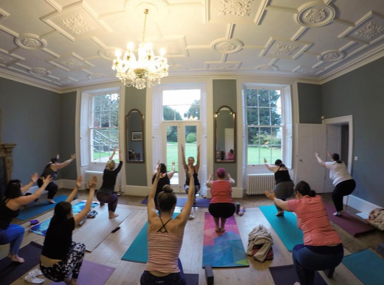 Yoga Retreat UK