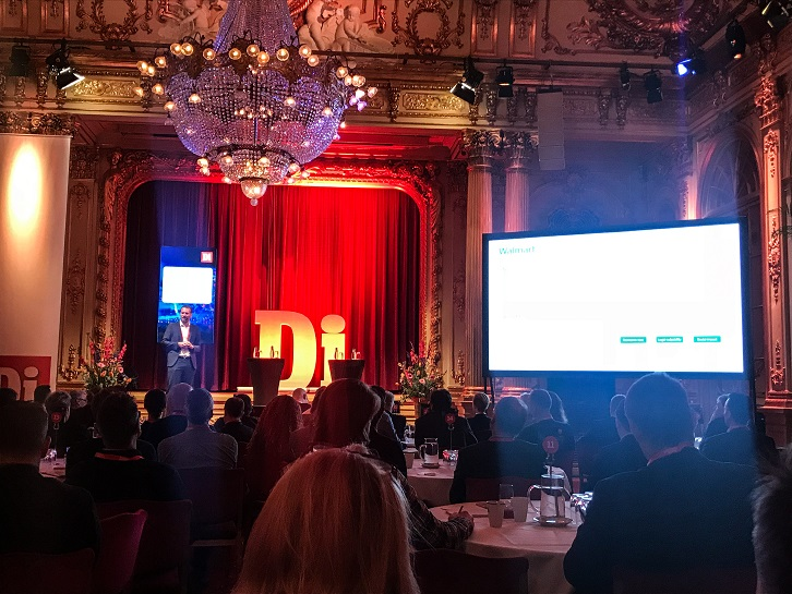 'Blockchain The Next Revolution' conference in Stockholm