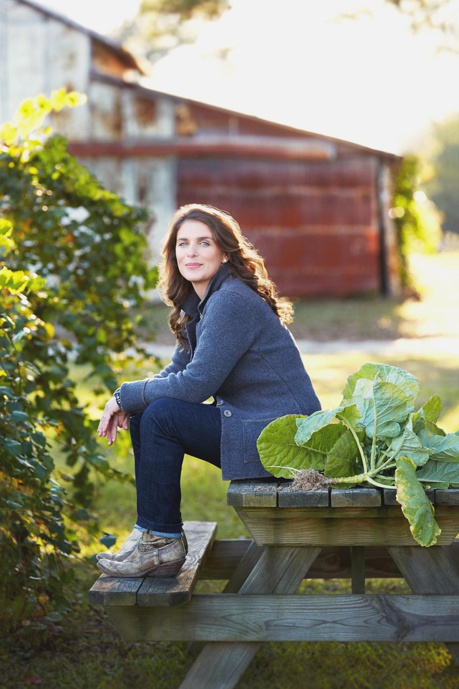 "Stacey Van Berkel Photography : Vivian Howard's cover shot for her NY Times bestseller ""Deep Run Roots"" cookbook"