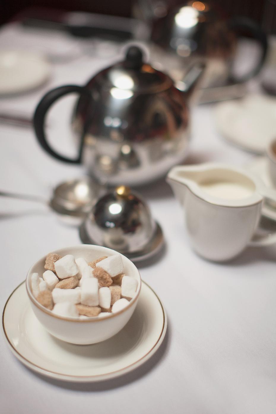 Stacey Van Berkel Photography I High Tea at the historic Merchant Hotel I Belfast, Northern Ireland
