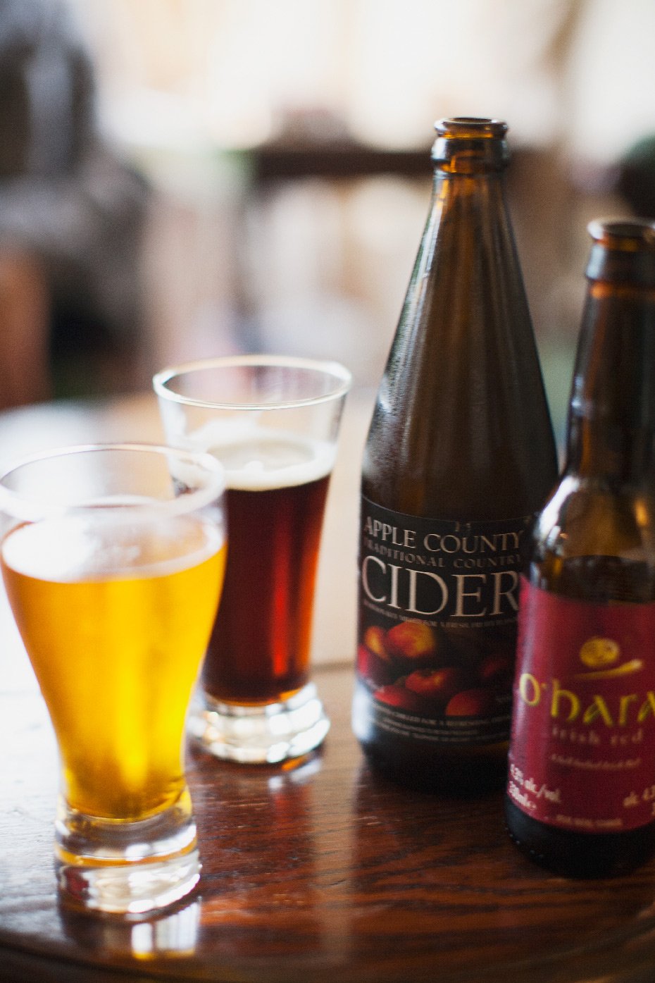 Stacey Van Berkel Photography I Beer + Cider I Donegal, Ireland