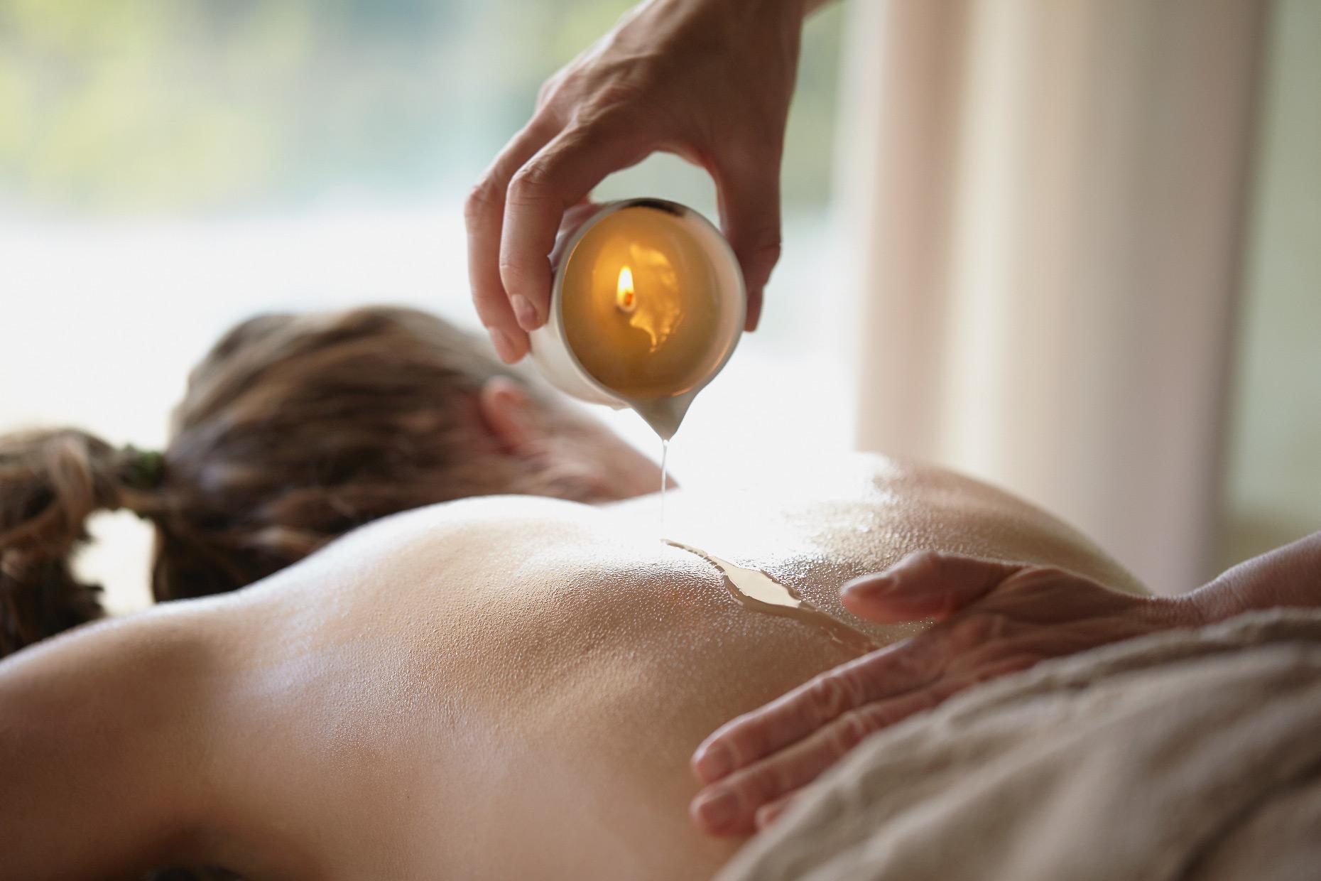 Stacey Van Berkel Photography I Wax treatment at Il Borro Spa I Tuscany, Italy