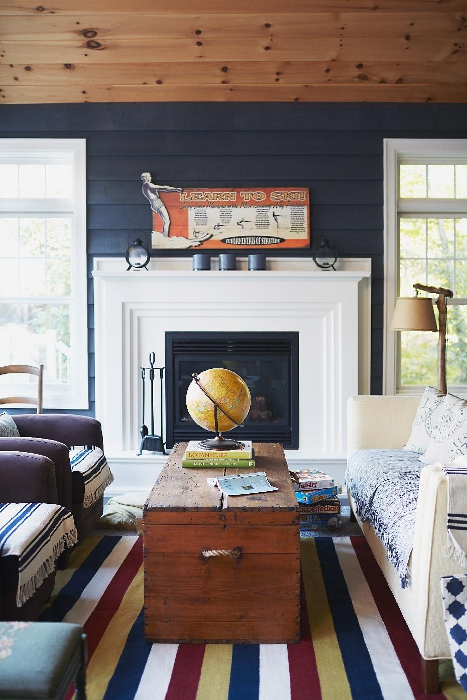 Stacey Van Berkel Photography I Lake house interior I Muskoka I Canada I Shot for Style at Home Magazine
