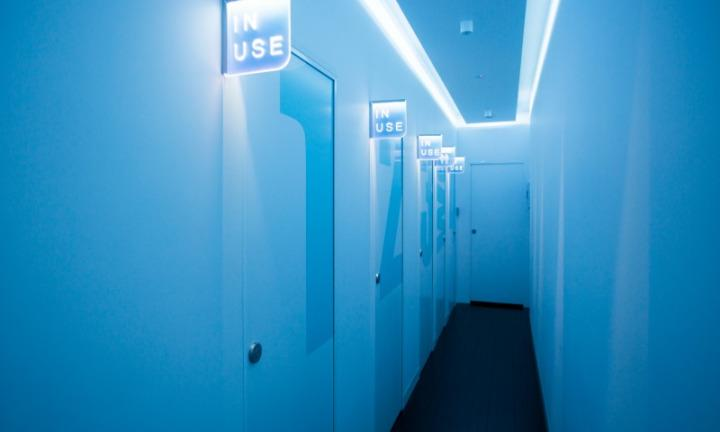 I visited the CRYO clinic in Edgecliff, Sydney (pictured). Image: Supplied