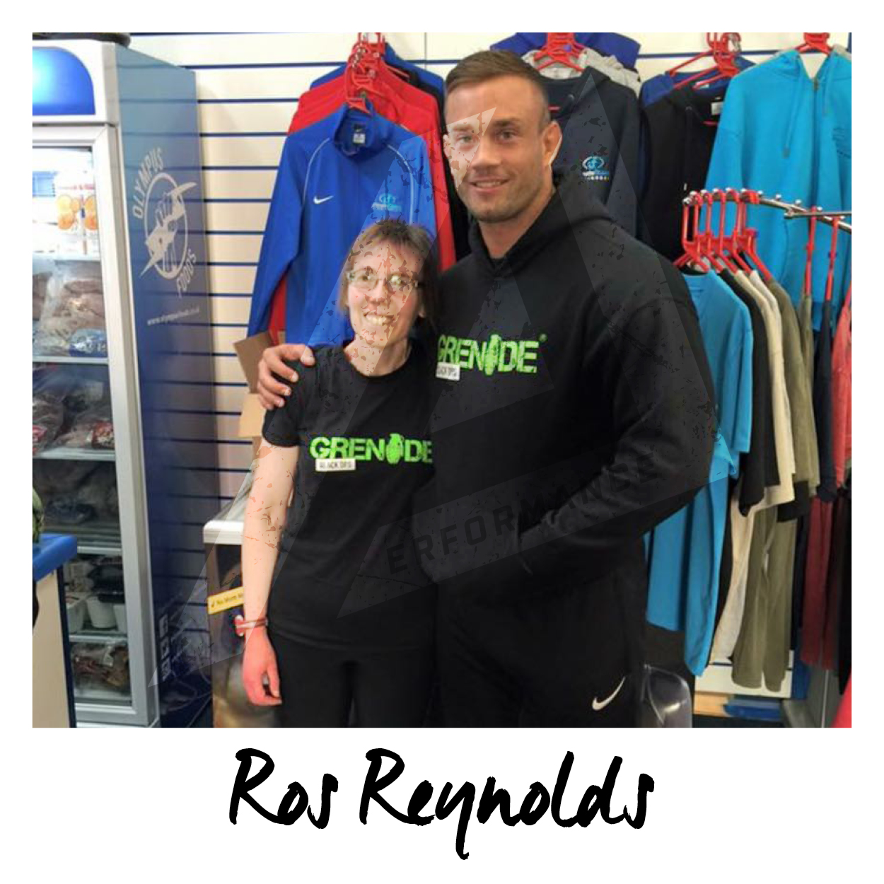 I'd like to introduce my most inspirational client and friend, Ros. Ros has been through more in her lifetime than many people could ever imagine. Here she tells her story of overcoming her illnesses with fitness...