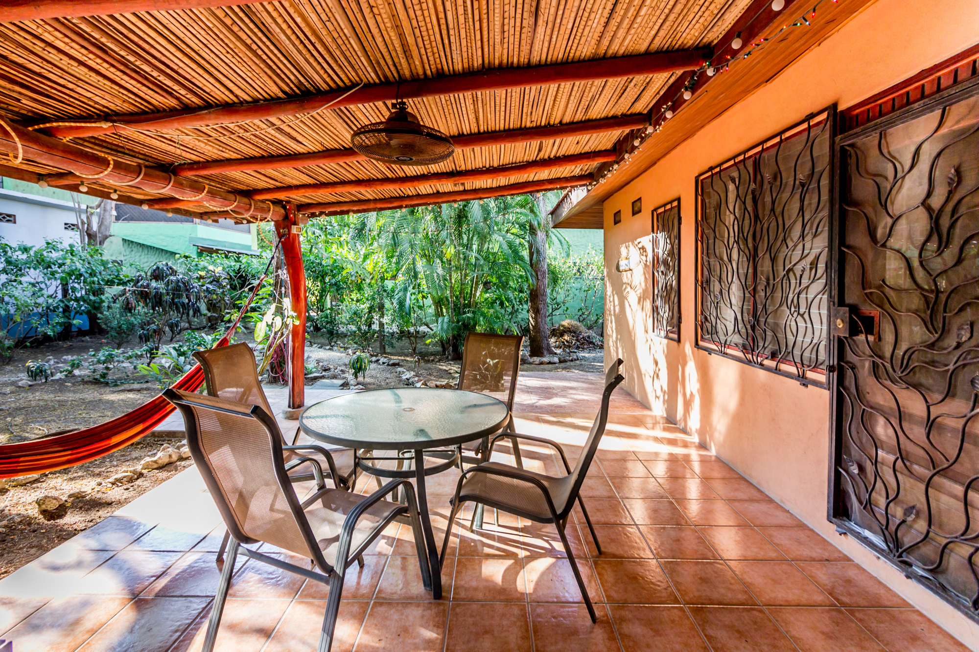 2 Minute Walk to Guiones Beach Large Patio Fully Equipped Kitchen Close to Amenities Sleeps 4 WIFI  CLICK FOR MORE DETAILS
