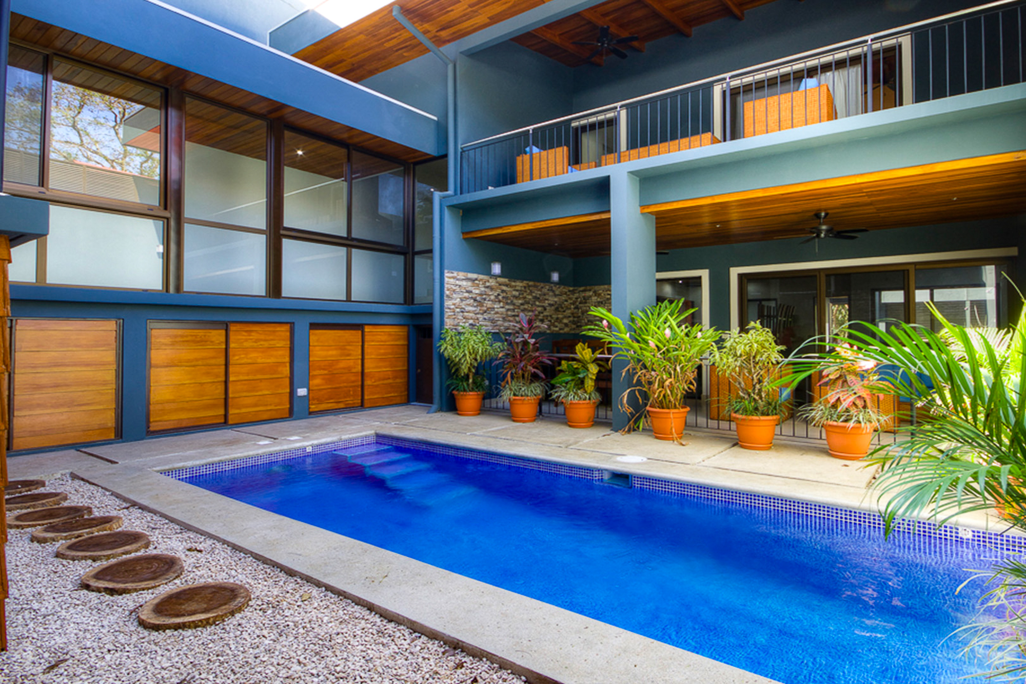Private Pool Fully Equipped Kitchen Air Conditioning Television Wireless Internet Walking distance to the Beach!   CLICK FOR MORE DETAILS