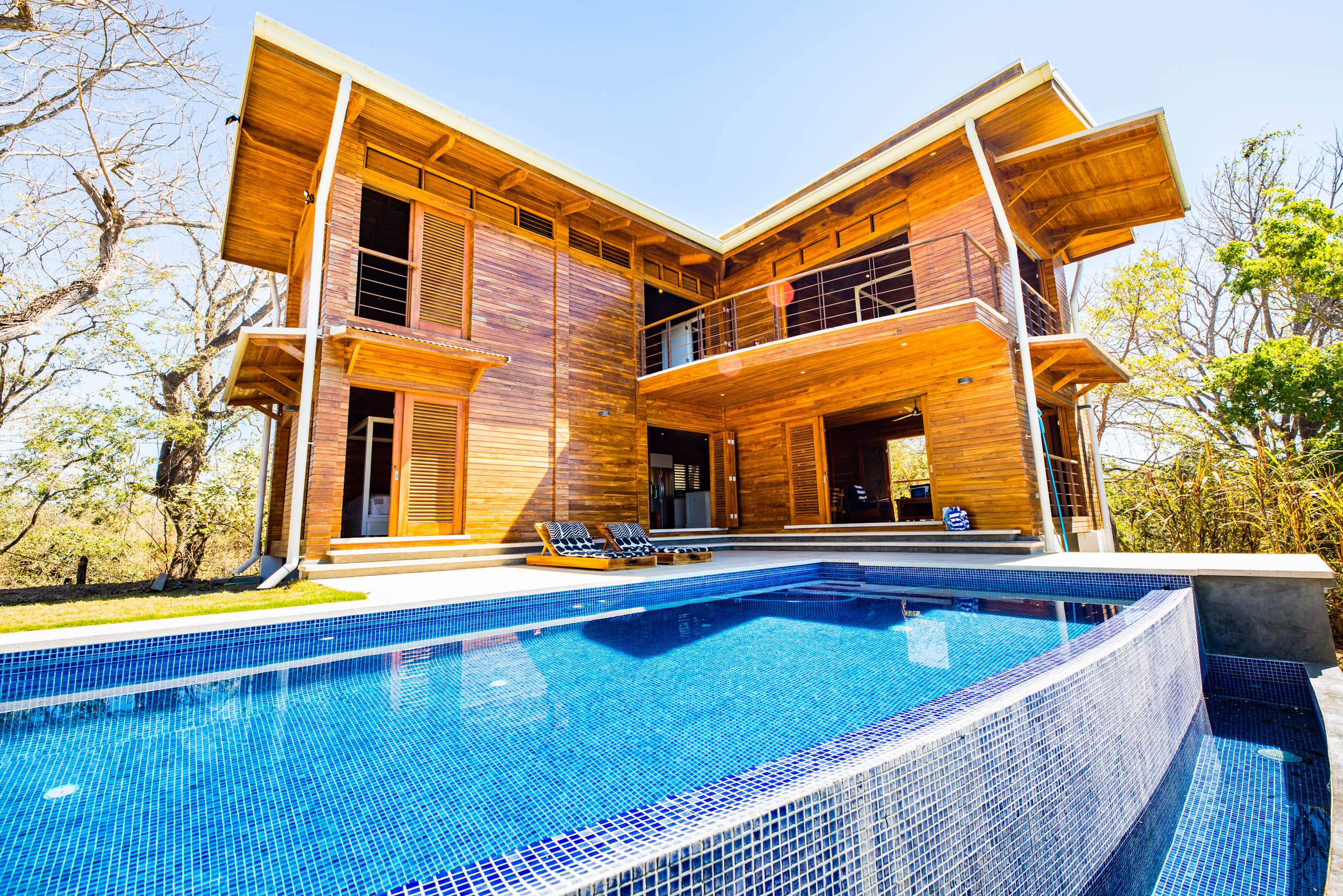 Ocean Views Private Pool Gated Property Fully Equipped Kitchen Wifi  CLICK FOR MORE DETAILS