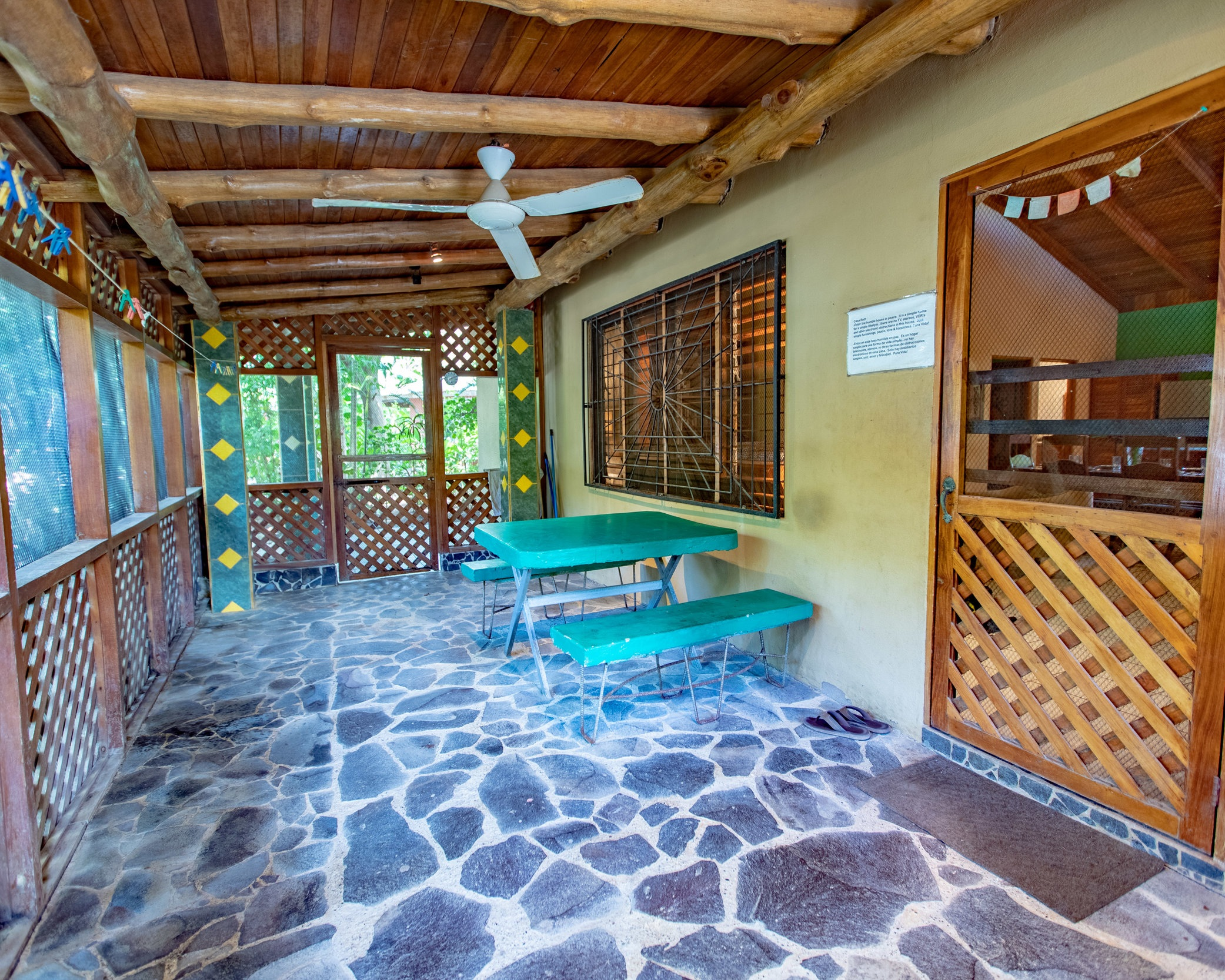 5 Minute Walk to Guiones Beach Air Conditioned Fully Equipped Kitchen Close to Amenities Sleeps 6 WIFI  CLICK FOR MORE DETAILS