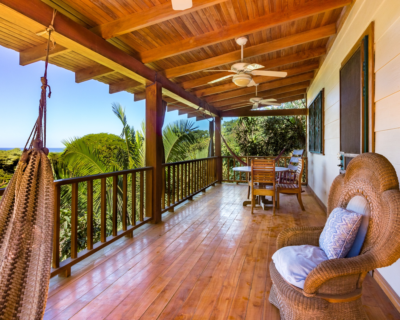 Ocean Views 2 Large Patios Private Location Private Pool Fully Equipped Kitchen Sleeps 4 WIFI Television  CLICK FOR MORE DETAILS