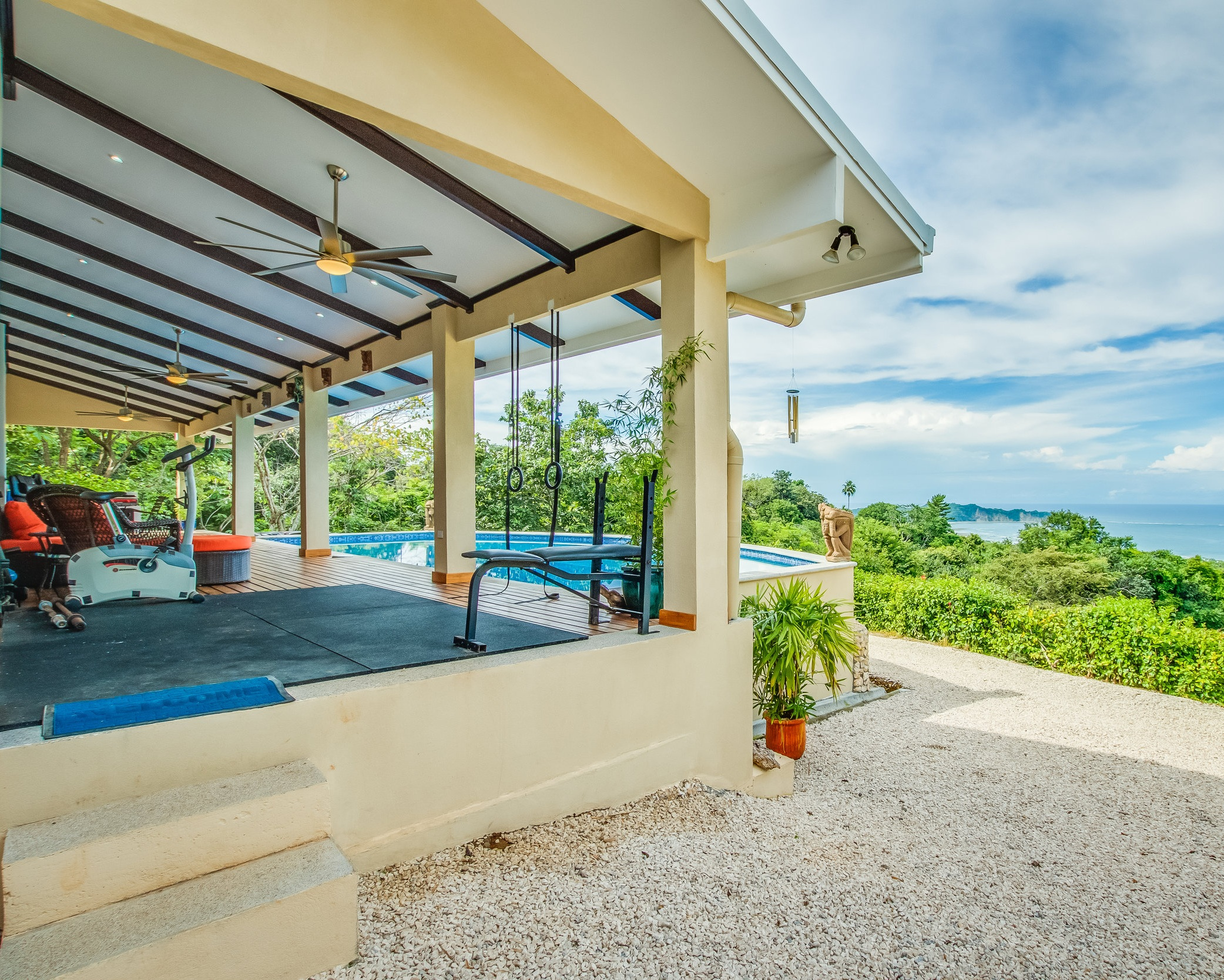 Private Pool Fully Equipped Kitchen Air Conditioning Outdoor Gym Wireless Internet Jacuzzi  CLICK FOR MORE DETAILS