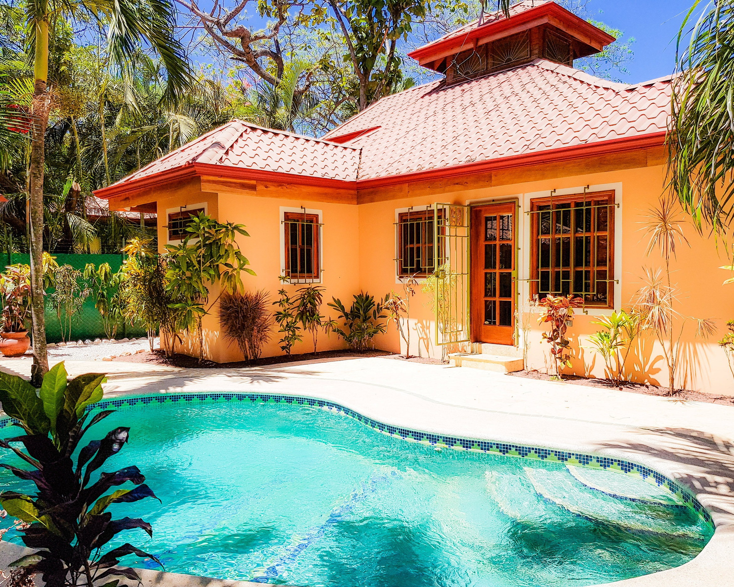 Private Pool Fully Equipped Kitchen Air Conditioning Television Wireless Internet BBQ Grill  CLICK FOR MORE DETAILS
