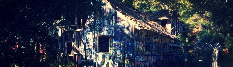 Ruin, Brentwood, California