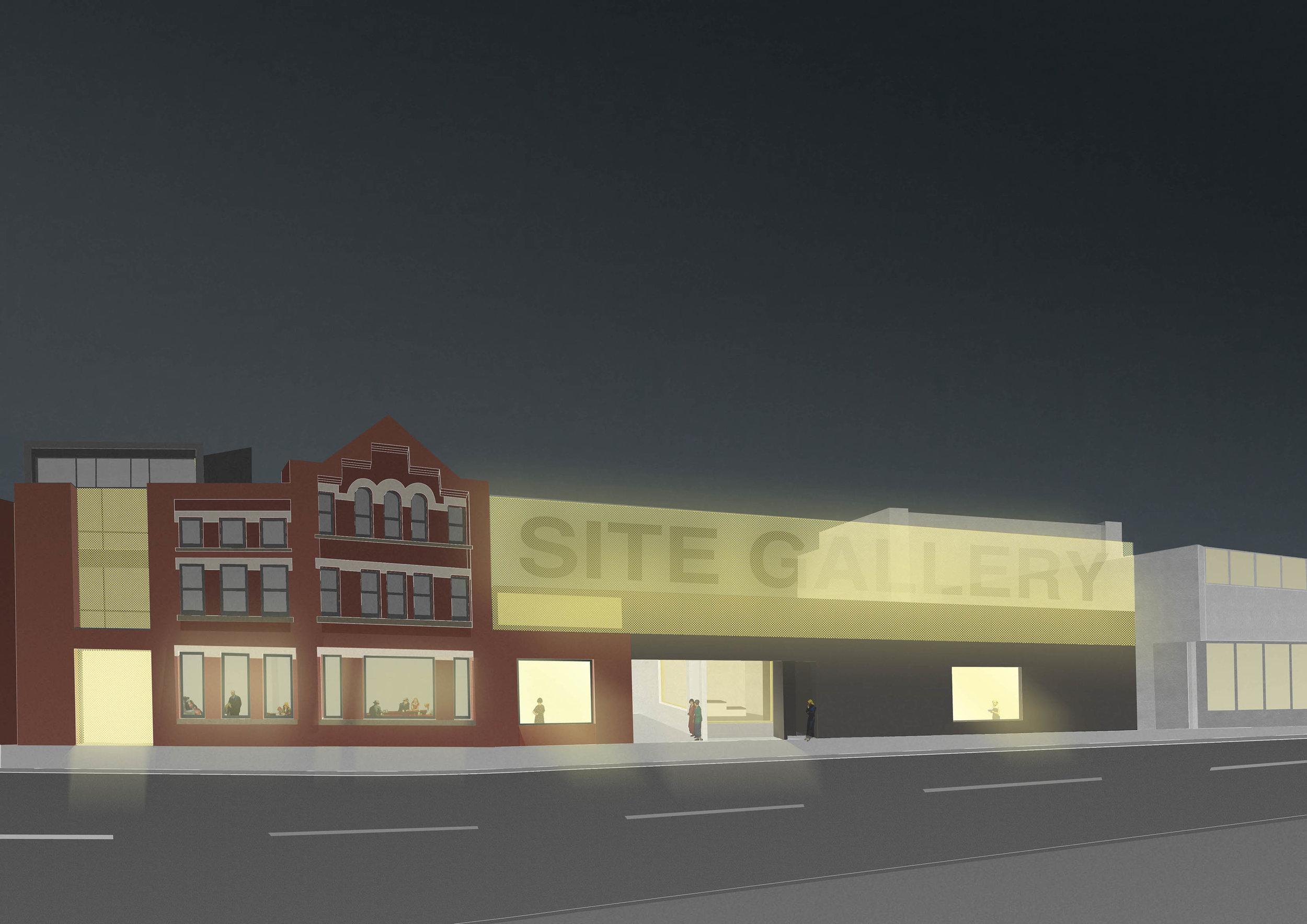 Site Gallery , Sheffield