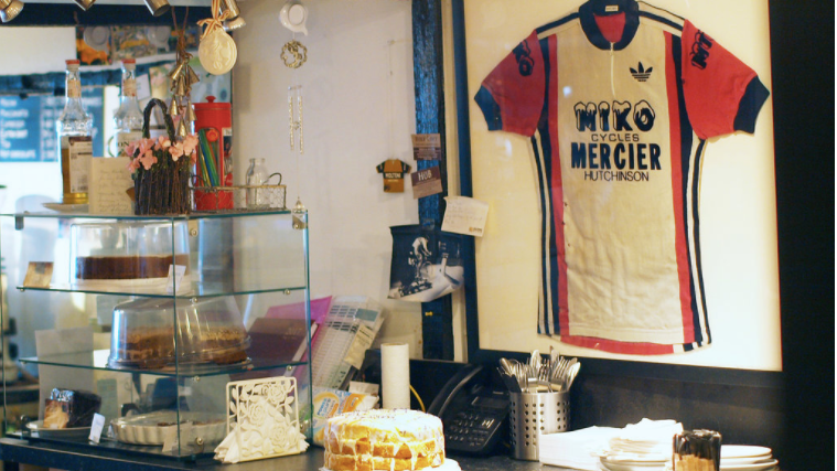 the hub and cycling memorabilia.png