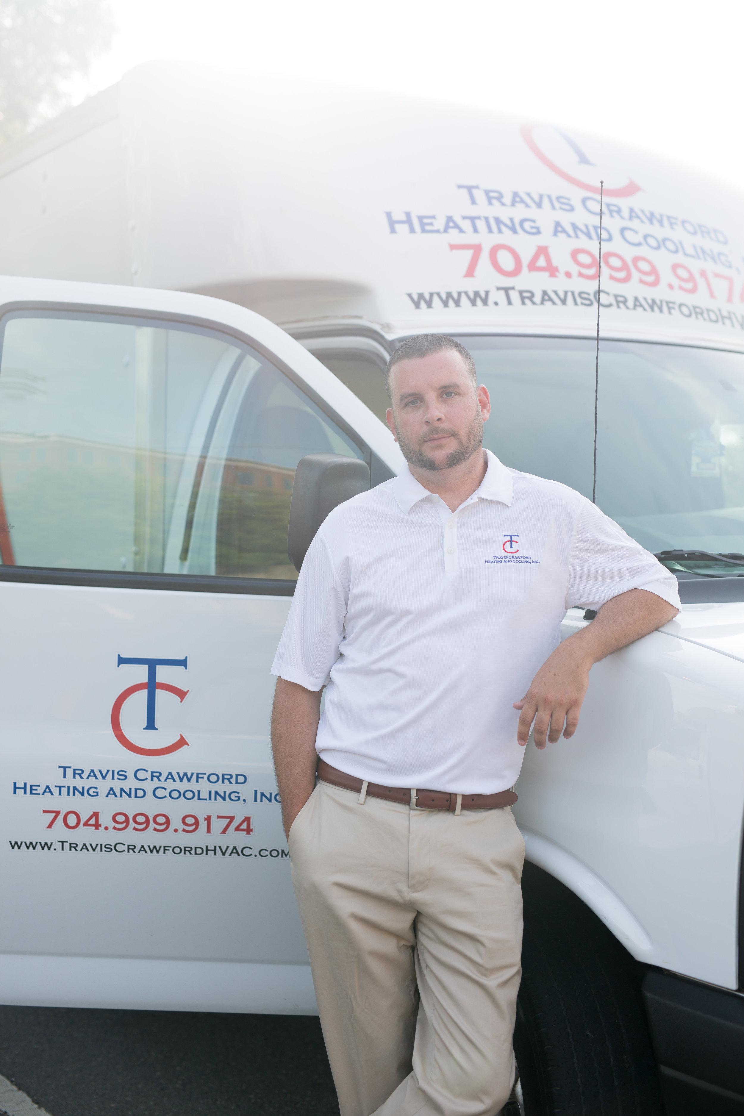 Travis Crawford   President