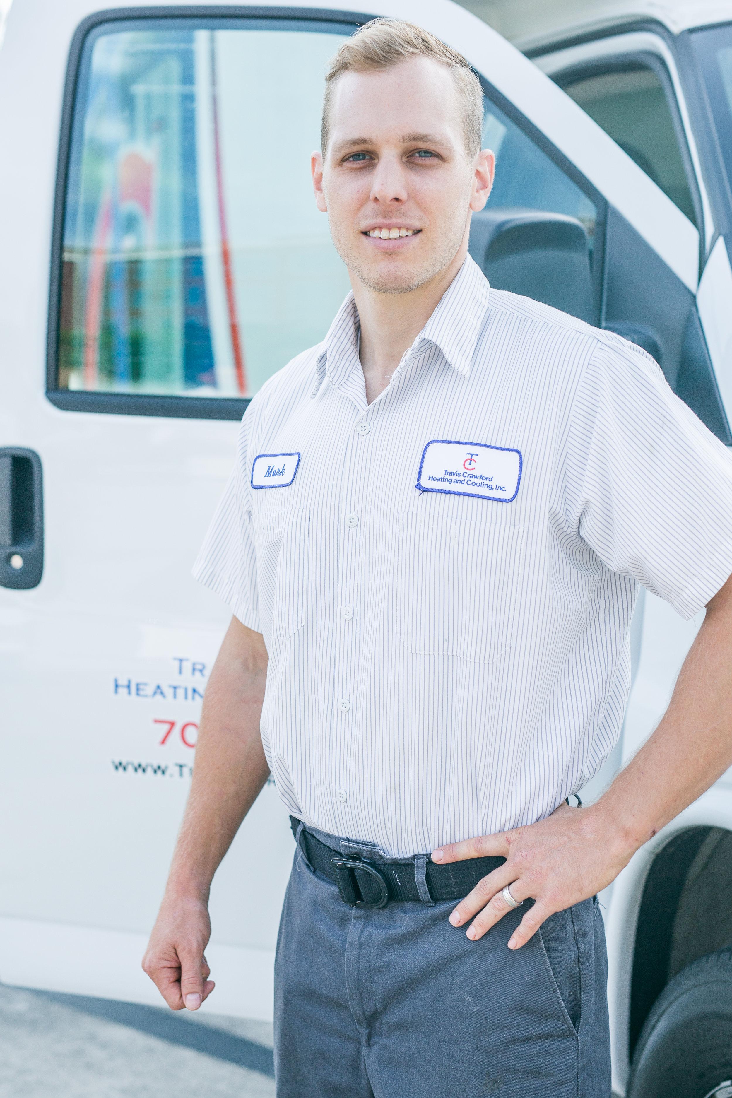 Mark Hudone   Service Department