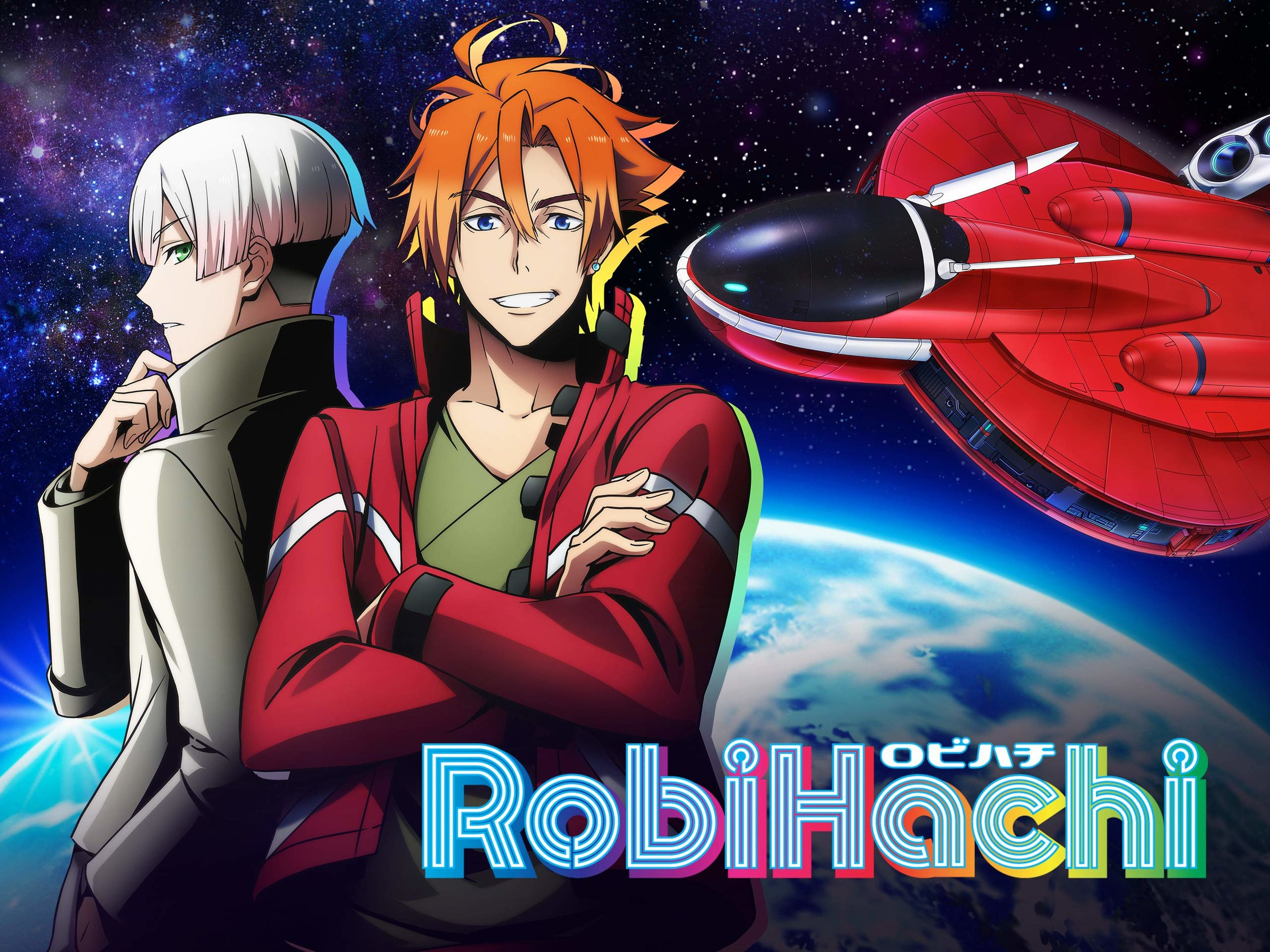 RobiHachi (Funimation) - Vocal Production
