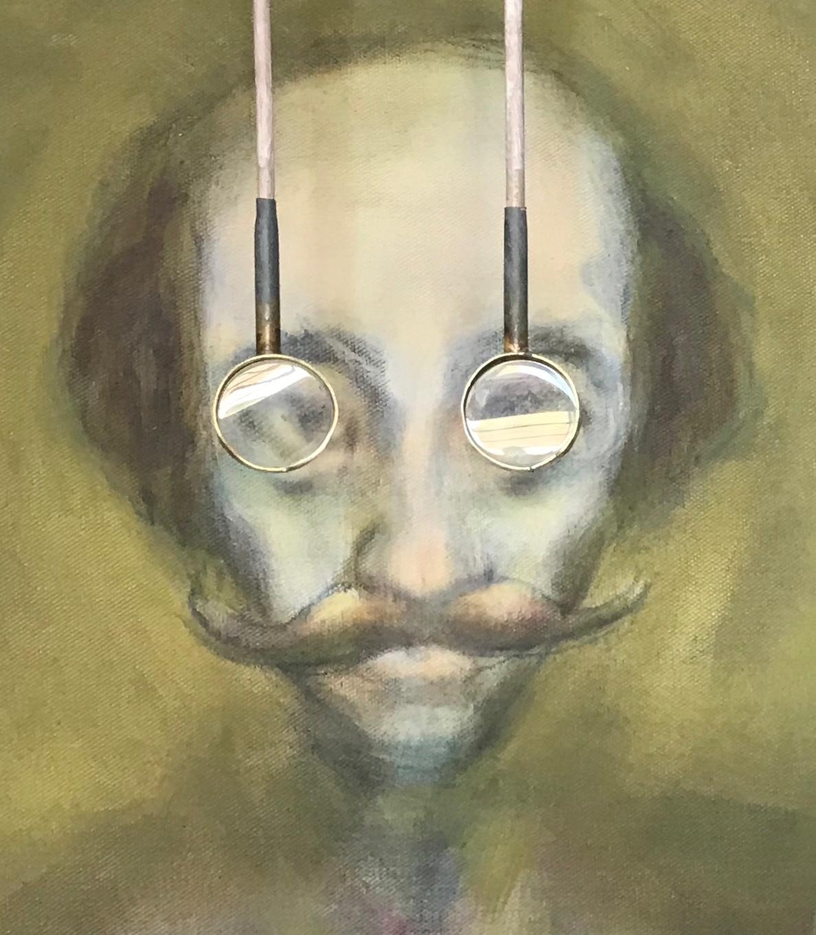doug-selway-artist-3-head-painting-with-amplifiers.jpg
