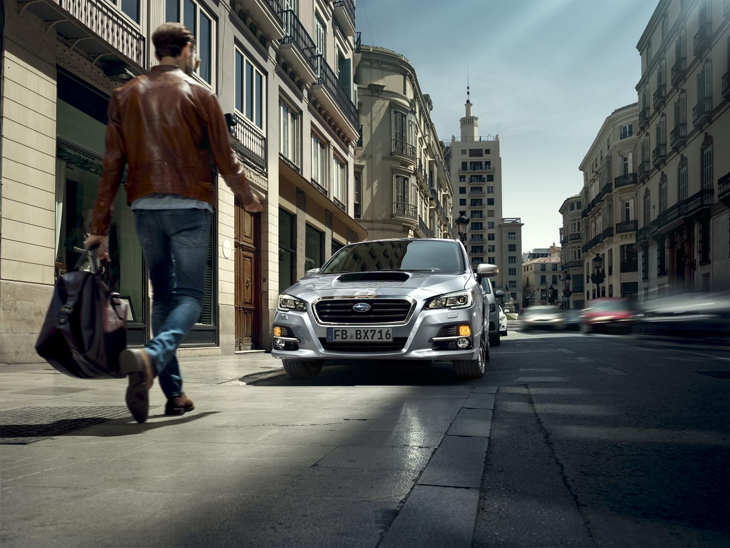 Levorg forester subaroth autohaus roth