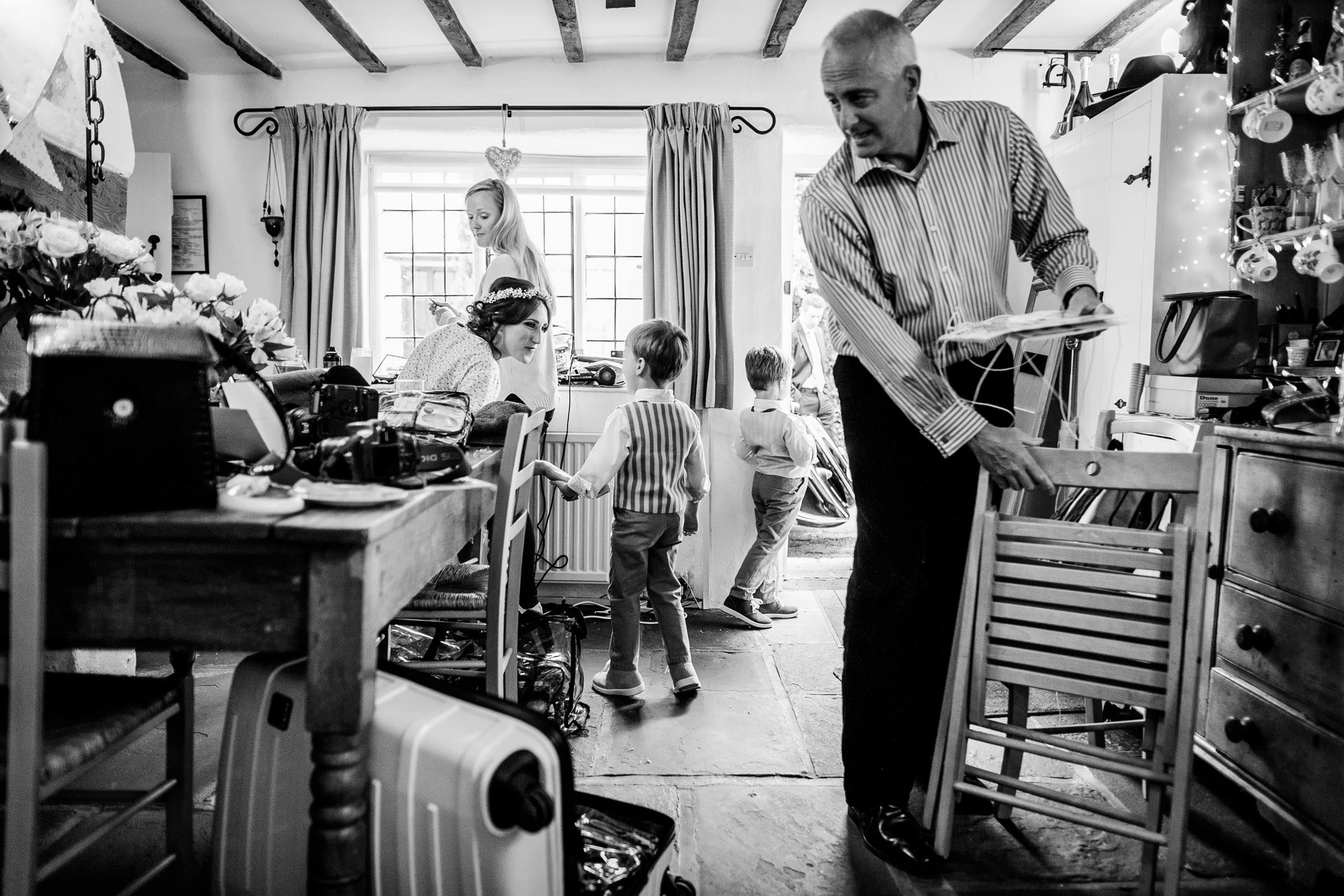 Notley Tythe Barn Reportage Wedding Photos 001.jpg